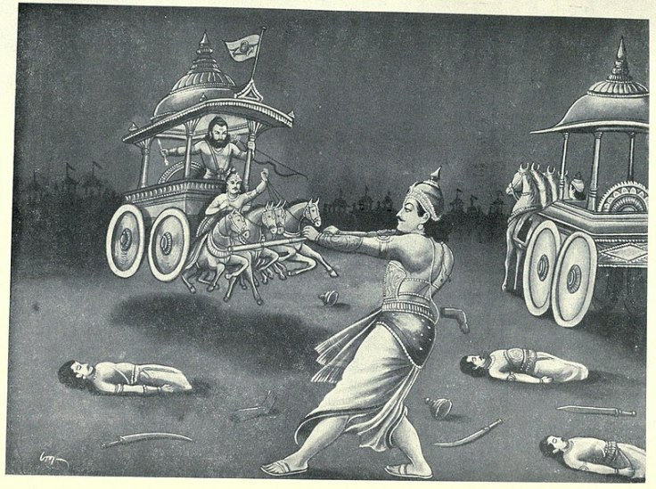 bhima-ashwathama